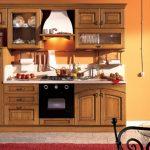 Cucina classica componibile (Mobilegno) Jasmine 10