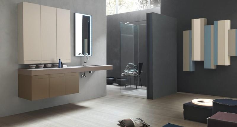 Arredo bagno color glicine ispirazione per la casa for Lissone arredo bagno