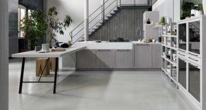 Cucina moderna componibile (Dbs) Maia 5